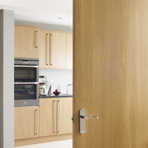 Oak Foil Flush Doors