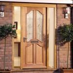 Richelieu Oak Triple Glazed Doors