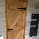 Nostalgia Rustic Oak LB Doors