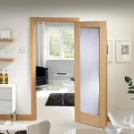 Seville Glazed Oak Doors