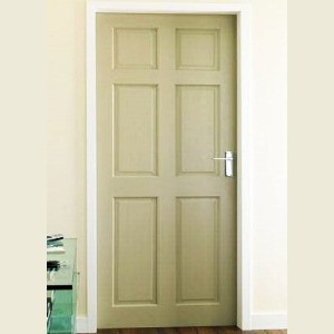 Internal Softwood Six Panel Doors