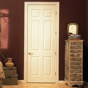 Internal Hardwood Six Panel Doors