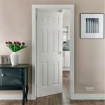 Six Panel Smooth Doors