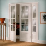 Sixteen Light Glazed Double Doors