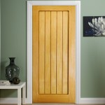 Mexicano Oak Doors Slimline