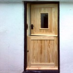 Softwood Stable Doors Clear Glazed