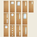 Superdeluxe White Oak Doors