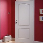 Arch Top Two Panel Moulded Doors