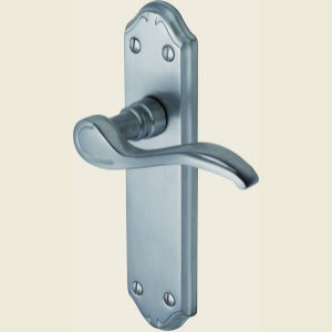 Verona Satin Chrome Handles