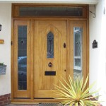 Adoorable Oak Westminster One Light Glazed Doors