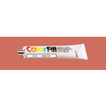 Colorfill Indian Red Jointing Compound Tube