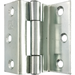 63mm 1951 Stormproof Casement Window Hinge Bright Zinc