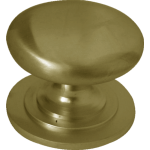 25mm Cupboard Knob SB