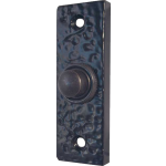Door Bell Push Button Antique Black