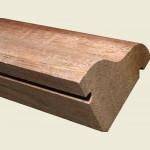Hardwood Weatherbar 1.1m