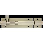 102mm x 32mm Architectural Straight Barrel Bolt Satin Nickel