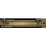 152mm x 25mm Necked Barrel Bolt Antique Brass