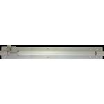 305mm x 38mm Architectural Straight Barrel Bolt Satin Chrome