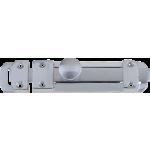 100mm Heavy Duty Slide Bolt Satin Chrome