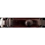 152mm Heavy Duty Slide Bolt Dark Bronze