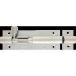 76mm x 25mm Straight Barrel Bolt Satin Chrome