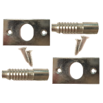 High Security Door Hinge Bolts Zinc Plated