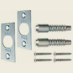 Satin Hinge Bolts