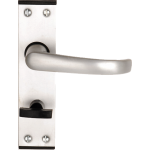 Aluminium Bathroom Door Handles
