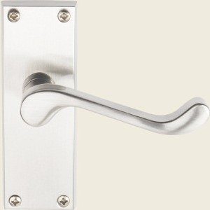Satin Nickel Door Handles