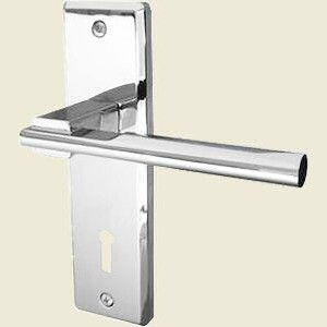 Delta Polished Chrome Door Handles