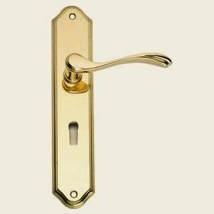 Orta Brass Door Handles