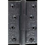 4 Inch Black Antique Door Hinge