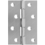 101mm DSW Butt Hinge Satin Chrome