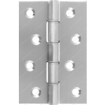 102mm DPBW Heavy Duty Hinge Satin Chrome