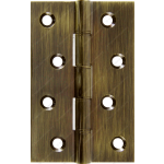 102mm DPBW  Butt Hinge Antique Bronze