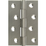 102mm DPBW Heavy Duty Hinge Satin Nickel
