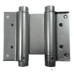 4 Inch Silver Double Action Spring Hinge