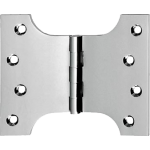 150 x 101mm Medium Duty Parliament Hinge PC