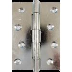 4 Inch 1838 Pattern Zinc Plated Steel Door Hinge