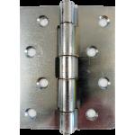 4 Inch 451 Pattern Zinc Plated Steel Door Hinge