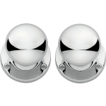 Sprung Mortice Door Knobs Polished Chrome
