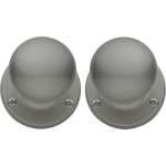 Sprung Mortice Door Knobs Satin Nickel