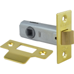 64mm Tubular Mortice Latch PB