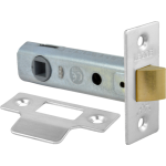 80mm Tubular Mortice Latch NP