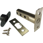 86mm Super Soft Close Magnetic Tubular Latch Satin Nickel