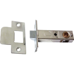 72mm Tubular Latch Polished Stainless Steel