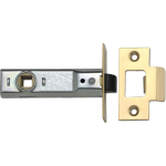 80mm Tubular Mortice Latch PB