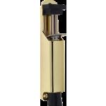 120mm Kick Down Door Stop Polished Brass