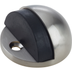 JV86 Satin Nickel Shielded Doorstop