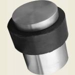 JSS06 Satin Stainless Steel Floor Mount Doorstop
